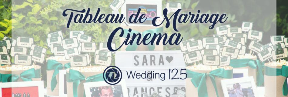 TABLEAU de MARIAGE – Cinema