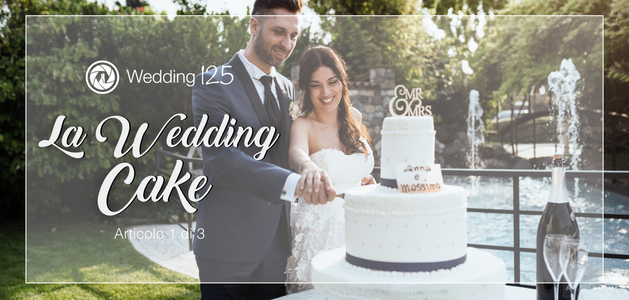 La wedding cake e le sue origini