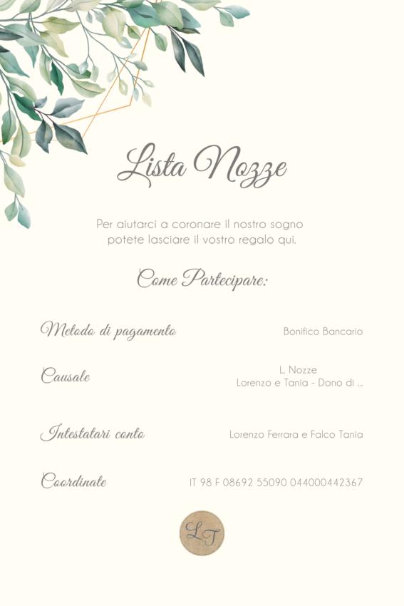 Lorenzo&Tania-Lista-Nozze